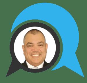 PEP Talks (Logo w/ Romy)